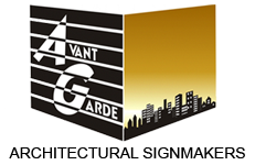 Avant Garde Architectural Signs Ltd.