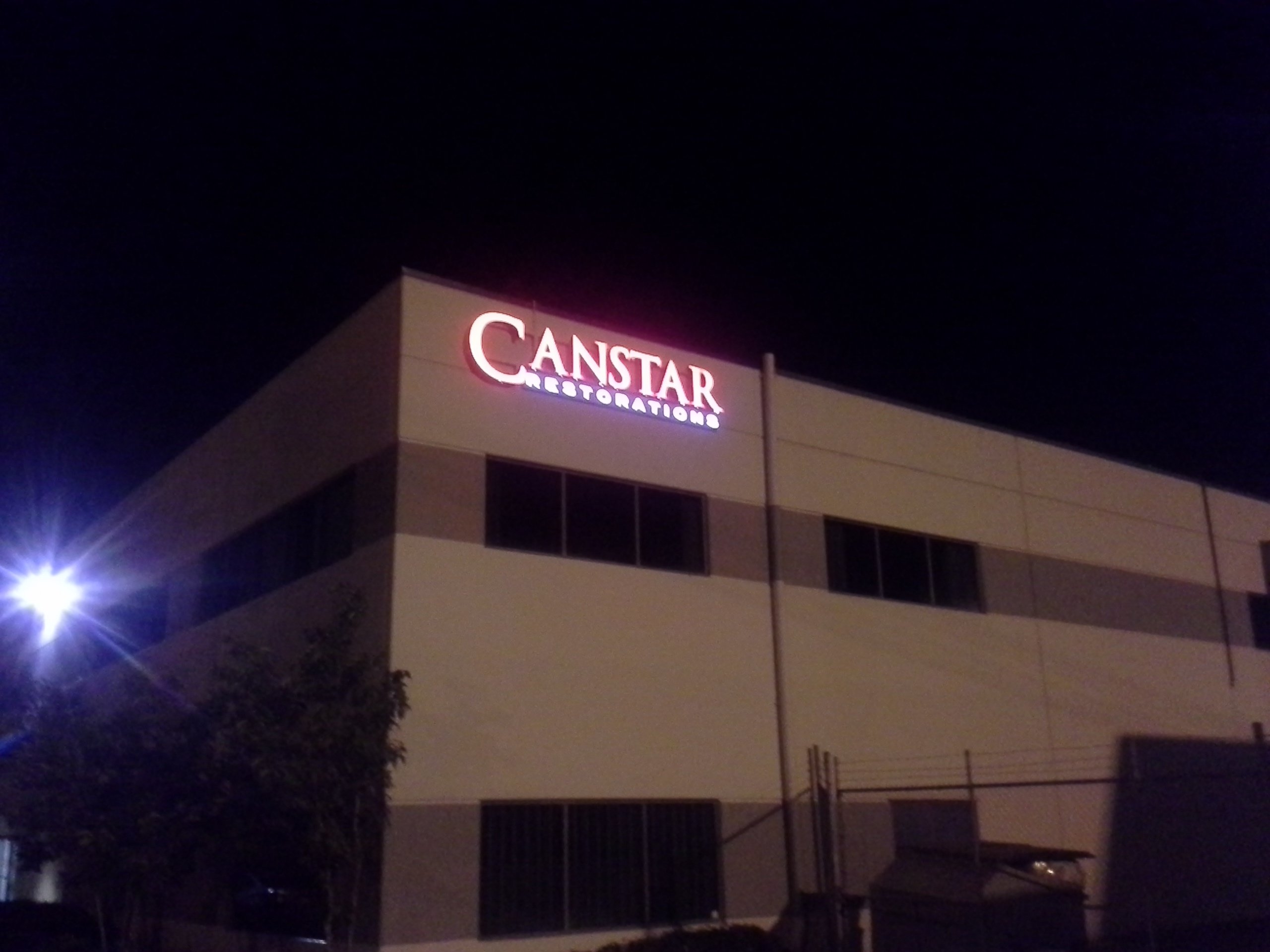 Sign Can, Channel Letter, Edge Lit, Halo Lit and LED upgrade